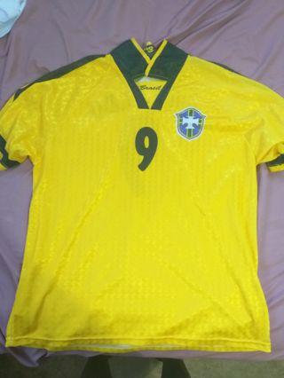 Camiseta Brasil Ronaldo
