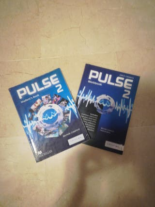 Pulse 2 Student's book y Pulse 2 workbook