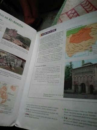 libros geografía e historia 2ESO