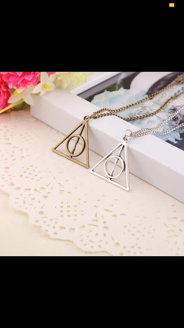 Pendant Necklace Harry Potter
