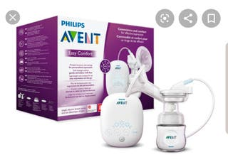 sacaleches eléctrico philips avent easy confort