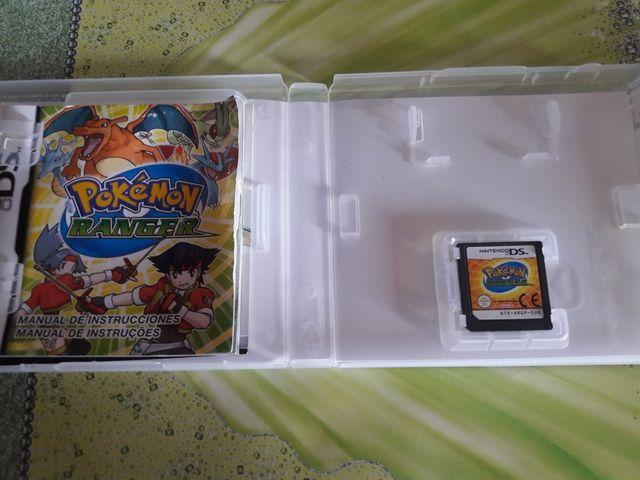 Pokemon Ranger para DS