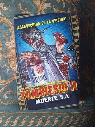zombies!!! 11 juego de mesa