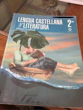 Lengua castellana y literatura 2