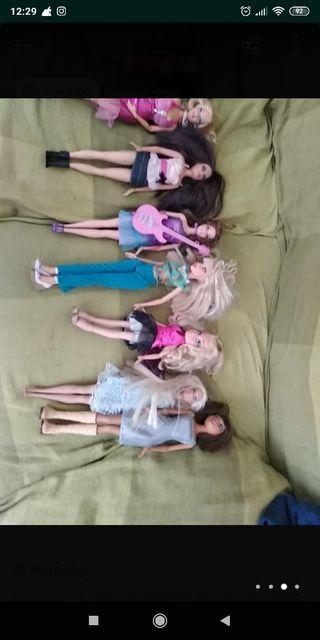 vendo muñecas