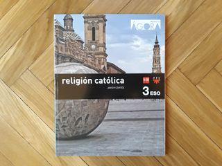 Libro de texto religión 3°ESO.