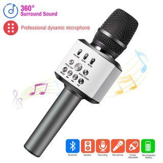 Micrófono Inalámbrico Karaoke, nuevo