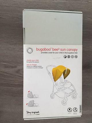 Capota Bugaboo Bee Negra