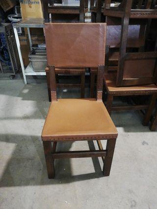 sillas sillones castellanas