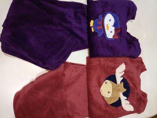 Lote pijamas 12-24 meses Lupilu