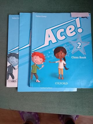 Libros de 2 de primaria de inglés.Oxford
