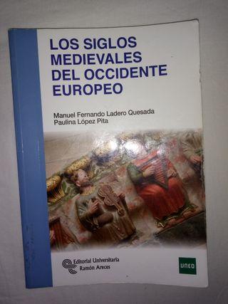 libro Historia Medieval UNED Historia del Arte