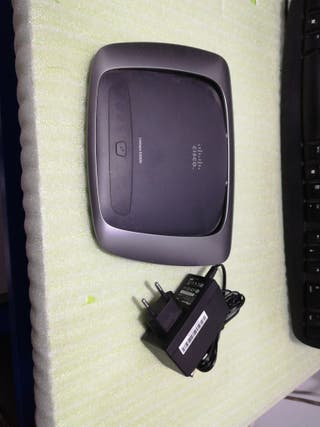 Router Cisco Linksys X3000