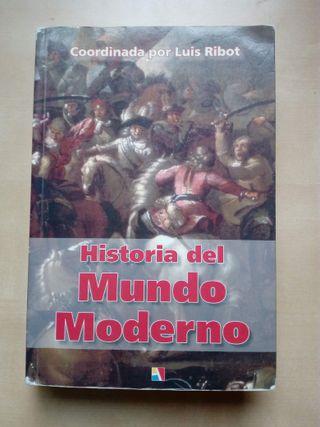 Libro Historia del Mundo Moderno