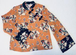 Blusa kimono nueva zara