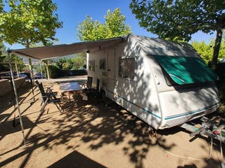Caravana Holiday 500 TK Eifelland (knaus)