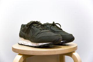 Zapatillas Nike Air (Verdes Militar)