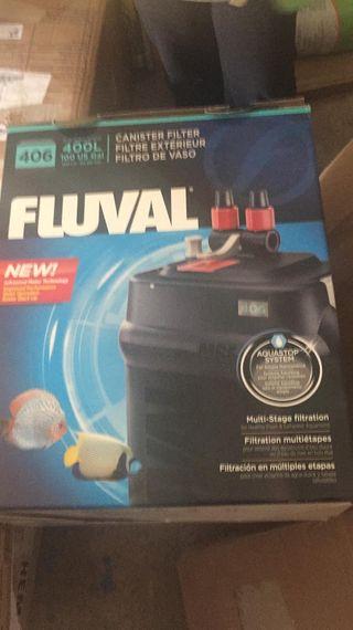 Filtro externo fluval 406