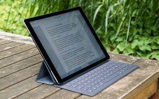 "Apple Smart Keyboard 12,9"" | Como nuevo!"