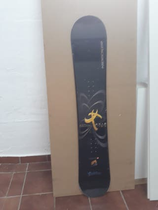 Tabla snowboard nidecker