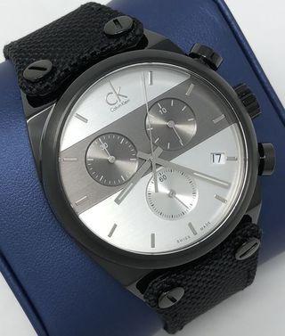 Reloj Calvin Klein K4B384B6 Nuevo