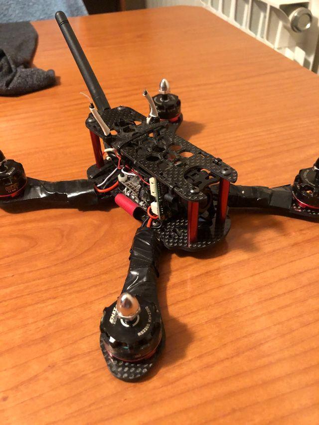 Dron carreras