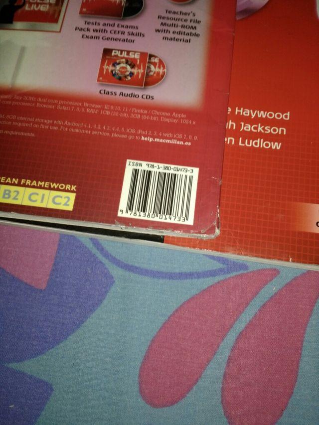 Sølo el student's Book.Recoger en mi zona