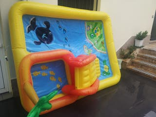 vendo piscina infantil hichable