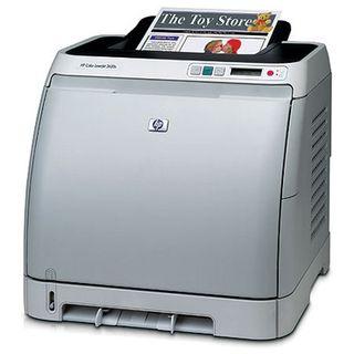 impresora laser color hp 2600