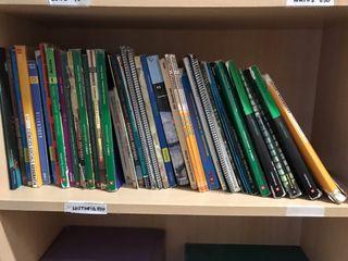 Libros de Historia y Geografía de la ESO