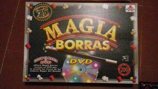 JUEGO MAGIA BORRAS 200 TRUCOS