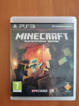 Juego Ps3 Minecraft