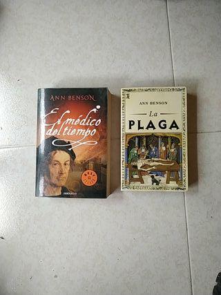 libros novela historica
