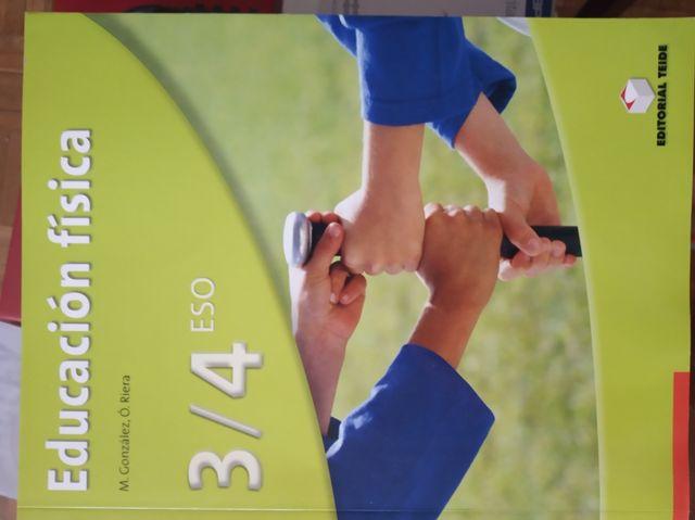 educación física 3/4ESO