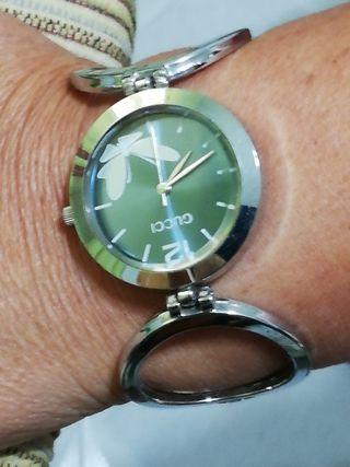 Reloj de pulsera . Marca Gucci.
