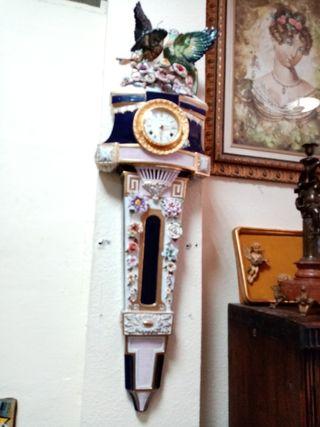 Reloj de Pared Porcelana SigloXX