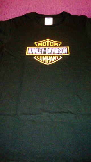 Camiseta Mujer Harley Davidson 10€