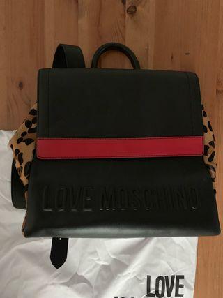 Bolso mochila Love Moschino