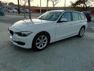 BMW 320d año 2014 navegador cambio automático impecable