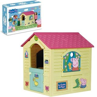 La casita de Peppa Pig