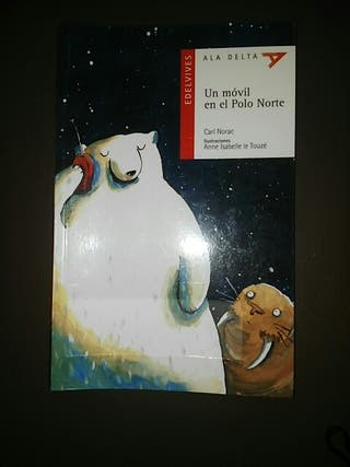 Un Móvil En El Polo Norte