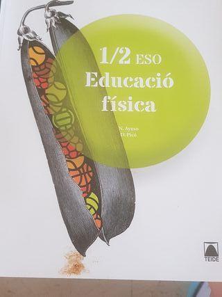 1/2 ESO EDUCACIÓN FÍSICA