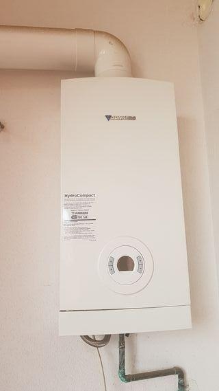 Calentador de Gas Natural 12l