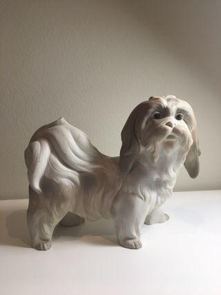 Figura perro mostachos Lladró