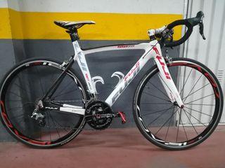 Bicicleta carretera carbono fuji SST 2.0