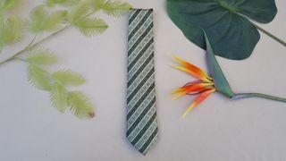 corbata de seda marca Zara