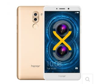 HONOR 6X Dual Sim libre Color Oro 3Gb/32 Gb