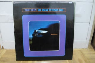 Disco de vinilo Jazz Oscar Peterson edición UK