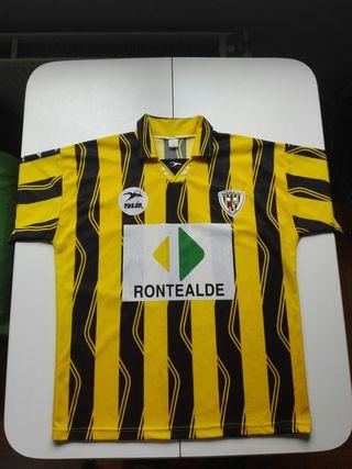 Camiseta Oficial Rasan Barakaldo C.F. (1999-2000)