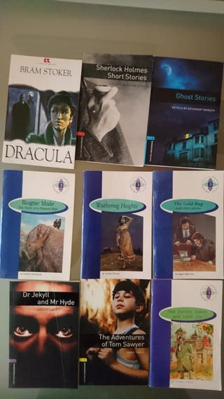 Literatura inglesa juvenil